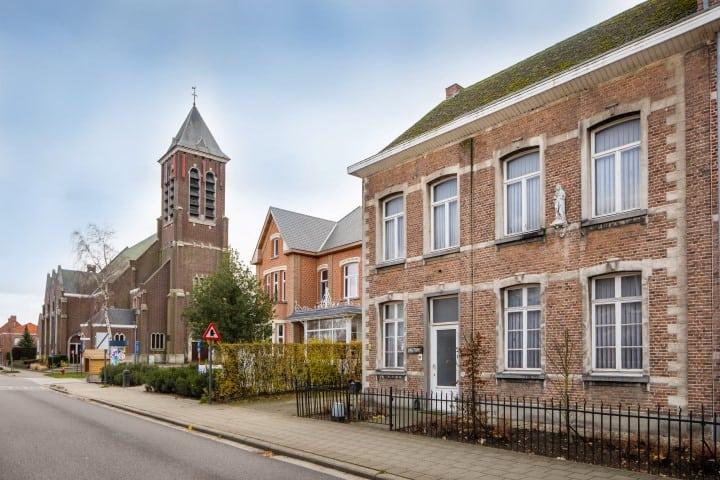 Bouwkundig erfgoed in provincie Antwerpen vastgesteld