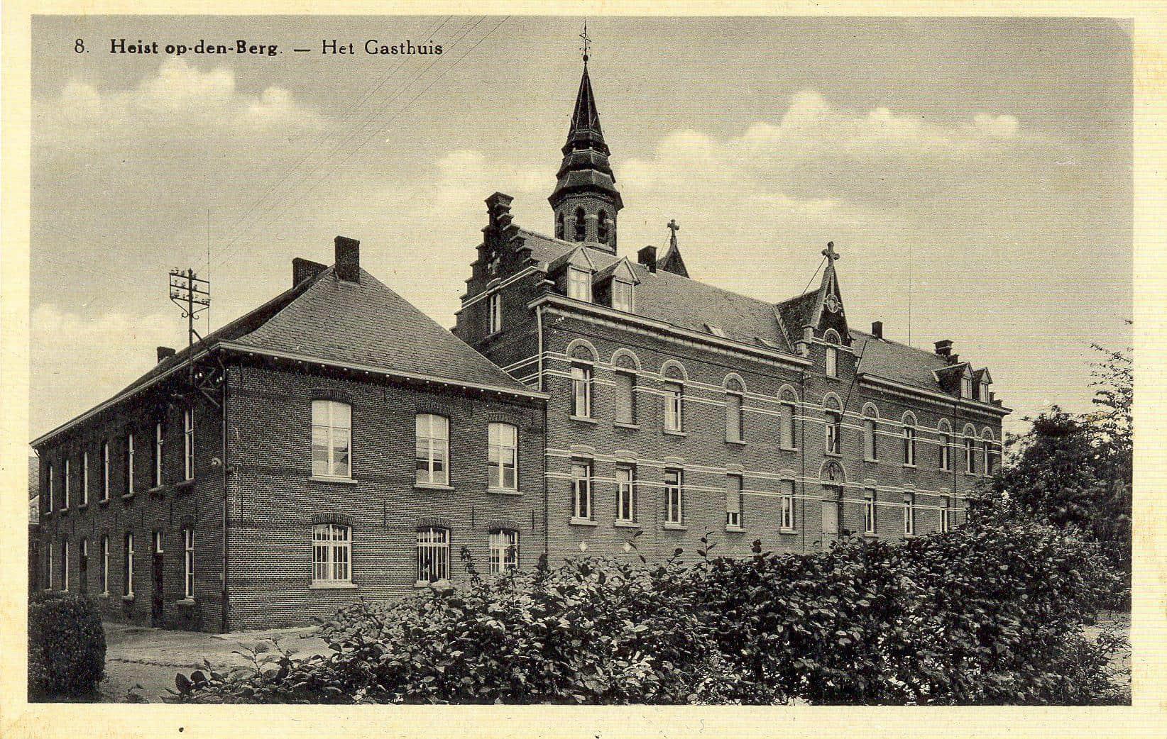 Klooster der Annonciaden – Kloosterstraat 1