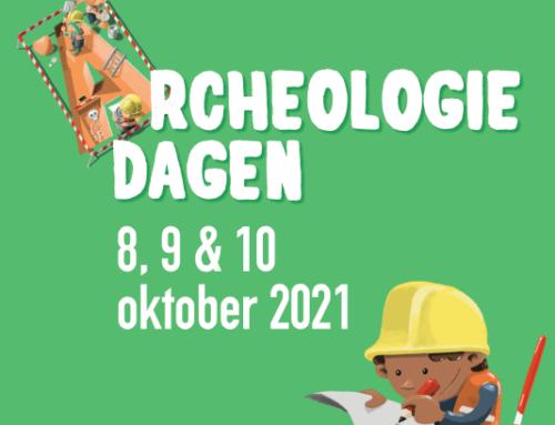 Archeologiedagen 2021 in Heist